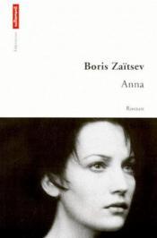Anna - Couverture - Format classique
