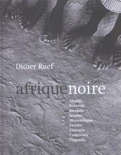 Afrique noire - Intérieur - Format classique
