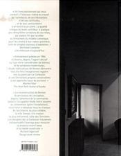 Les villas parisiennes de Le Corbusier 1920-1930 ; l'invention de la maison moderne - 4ème de couverture - Format classique
