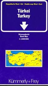 Turquie Ouest-Est - Intérieur - Format classique