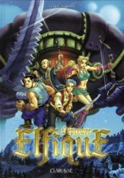 L'épreuve elfique - Couverture - Format classique