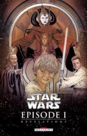 Star Wars t.1 ; révélations - Couverture - Format classique