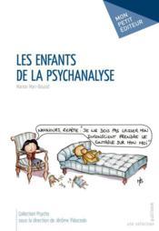 Les enfants de la psychanalyse - Couverture - Format classique
