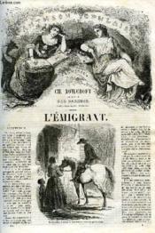 L'Emigrant - Couverture - Format classique