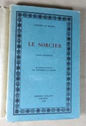 Le sorcier tome 1. - Couverture - Format classique