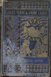 L'Epave Du Cynthia / Collection Hetzel / Dessins De George Roux. - Couverture - Format classique