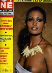 Cine Revue - Tele-Programmes - 59e Annee - N° 32 - E=mc² Mon Amour - Couverture - Format classique