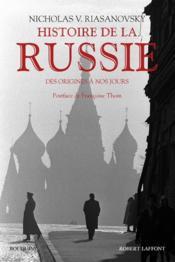 Histoire de la Russie - Couverture - Format classique