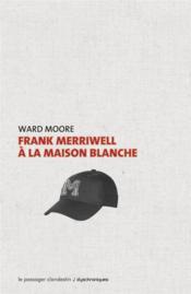 Frank Merriwell à la Maison blanche - Couverture - Format classique