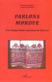Parlons mordve - une langue finno-ougrienne de russie - Intérieur - Format classique