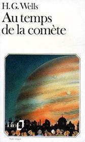 Au temps de la comète - Couverture - Format classique