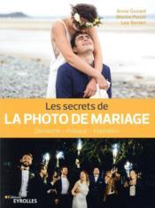 Les secrets de la photo de mariage - Couverture - Format classique