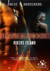 Lawyers & associates 1 - rikers island - Couverture - Format classique