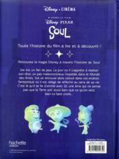Soul ; l'histoire du film - 4ème de couverture - Format classique