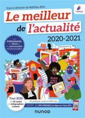 Le meilleur de l'actualité (édition 2020/2021) - Couverture - Format classique