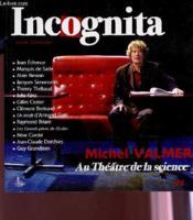 Incognita N.2 ; Michel Valmer Au Théâtre De La Science - Couverture - Format classique
