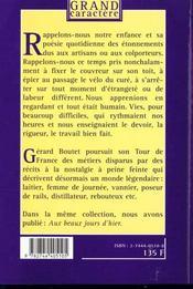 Les Racines Retrouvees - 4ème de couverture - Format classique