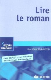 Lire Le Roman - Couverture - Format classique