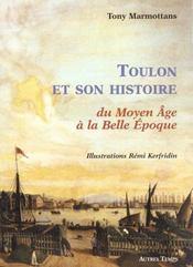 Toulon et son histoire tome 1 - Intérieur - Format classique