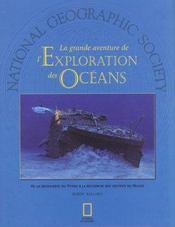 La grande aventure de l'exploration des oceans - Intérieur - Format classique