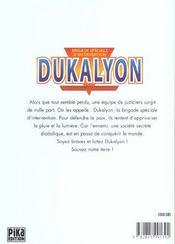 Dukalyon t.1 - 4ème de couverture - Format classique