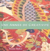 Annee De Creativite (Une) - Intérieur - Format classique
