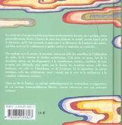 Annee De Creativite (Une) - 4ème de couverture - Format classique