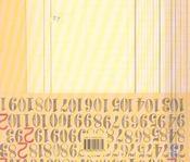 Le lutin des chiffres - 4ème de couverture - Format classique