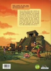 Les aventures de Gullia t.1 - 4ème de couverture - Format classique