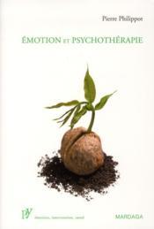 Émotion et psychothérapie - Couverture - Format classique