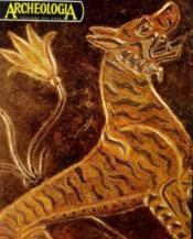 Archeologia trésors des ages n°36 septembre -octobre 1970 - Couverture - Format classique