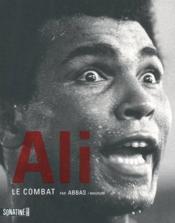 Ali ; le combat - Couverture - Format classique