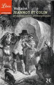 Jeannot et Colin - Couverture - Format classique