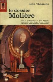 Le Dossier Moliere - Couverture - Format classique