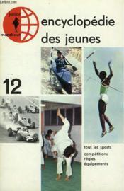 Tous Les Sports, Competitions Regles Equipements - Couverture - Format classique