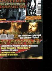 Mysteres Des Civilisations Disparues - Couverture - Format classique