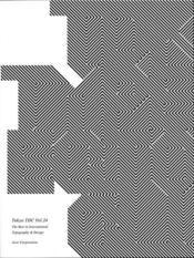 Tokyo tdc 24 - Couverture - Format classique