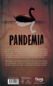 Pandemia - 4ème de couverture - Format classique