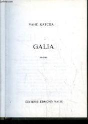 Galia - Couverture - Format classique