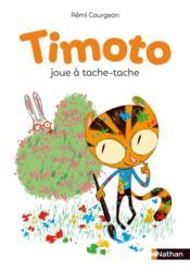 Timoto joue à tache-tache - Couverture - Format classique