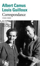 Correspondance (1945-1959) - Couverture - Format classique
