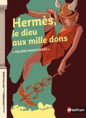 Hermès, le dieu aux mille dons - Couverture - Format classique