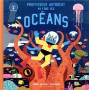 Astro cat : les fonds marins - Couverture - Format classique