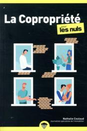 Copropriété poche pour les nuls (2e édition) - Couverture - Format classique