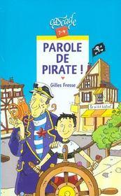 Parole De Pirate ! - Intérieur - Format classique
