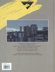 Vitesse moderne t.1 - 4ème de couverture - Format classique