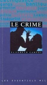 Crime (Le) - Intérieur - Format classique