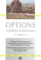 L'evolution des systemes de production ovine et caprine ; avenir des systemes extensifs - Couverture - Format classique