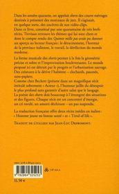 Bic Et Autres Shorts - 4ème de couverture - Format classique