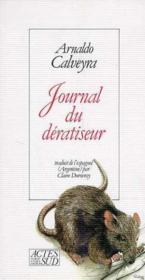 Journal du deratiseur - Couverture - Format classique